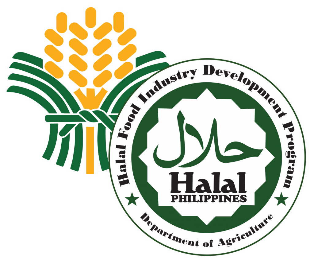 Halal Food Industry Development Program Official Logo